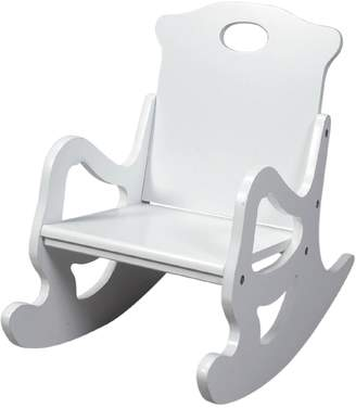 Gift Mark Single Seat Puzzle Rocker