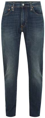 Levi's 512 Dark Blue Slim Tapered Jeans