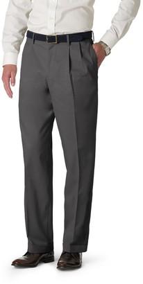 Dockers Men's Stretch Classic-Fit Iron Free Khaki Pants - Pleated D3