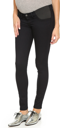 J Brand 3401 Maternity Legging Jeans $189 thestylecure.com