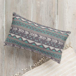 The Great Tribe Lumbar Pillow