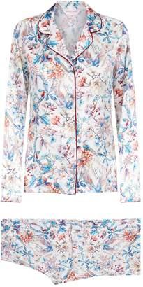 Derek Rose Brindisi Wildlife Pyjama Set