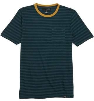 Treasure & Bond Stripe Pocket T-Shirt
