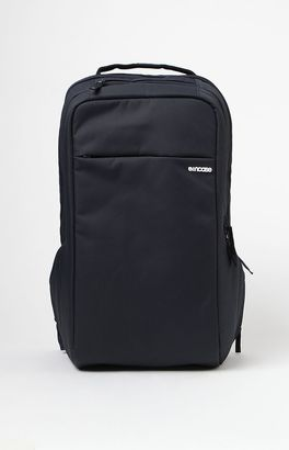 Incase ICON Slim Navy Laptop Backpack $149.95 thestylecure.com