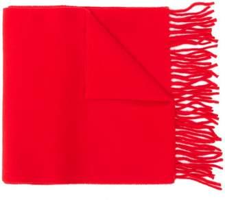 Vivienne Westwood fringed scarf