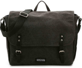 Kenneth Cole Reaction Canvas Messenger Bag - Men's