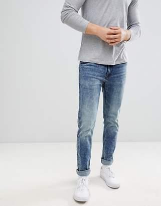 Dr. Denim Clark slim jeans in dim blue