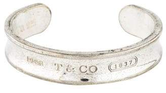 Tiffany & Co. 1837 Cuff