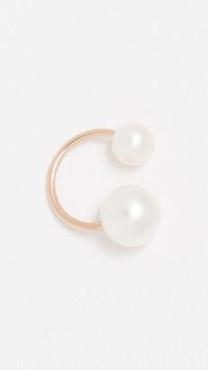 Chicco Zoe 14k Gold Freshwater Cultured Pearl Ear Cuff