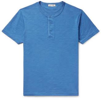 Alex Mill Slub Cotton-Jersey Henley T-Shirt