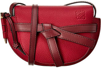 Loewe Gate Mini Leather Shoulder Bag