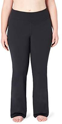 Your Own Core 10 Women's 'Build Your Own' Yoga Pant - Cross Waist Boot Cut Pant