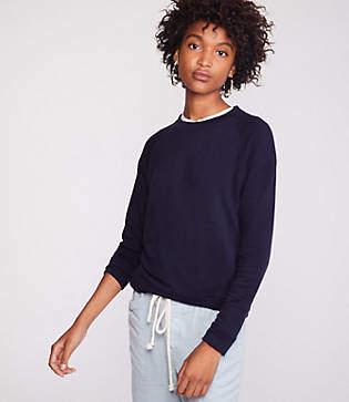 Lou & Grey Zen Bounce Sweatshirt