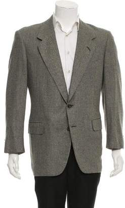 Oxxford Clothes Two-Button Sport Coat