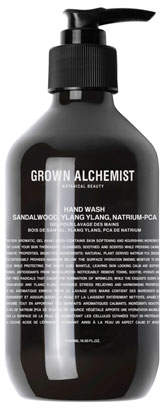 YLANG YLANG Grown Alchemist Hand Wash &150 Sandalwood, Ylang Ylang, Hyaluronan, 16.9 oz./ 500 mL
