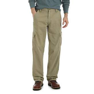Wrangler Men's Authentics Classic Cargo Pant