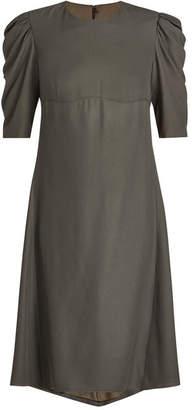 Nina Ricci Dress with Silk
