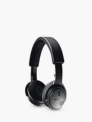 Bose On-Ear Wireless Bluetooth Headphones with Mic/Remote, Black