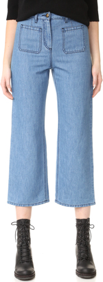 Belstaff Jamila Jeans $325 thestylecure.com
