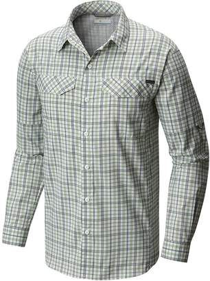 Columbia Silver Ridge Lite Plaid Long-Sleeve Shirt - Men's