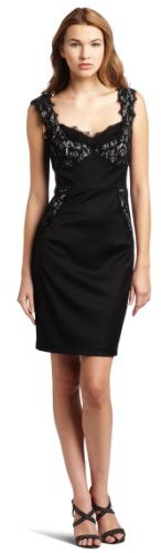 Ted Baker Women's Tyras Lace Panel Dress