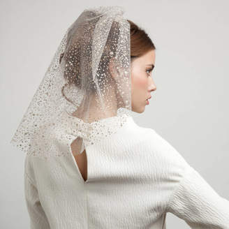 A M Faulkner Bridal Glitter Veil
