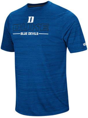 Colosseum Men's Duke Blue Devils The Line Up T-shirt