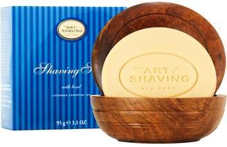 The Art of Shaving Men's Shaving Soap & Bowl - Lavender