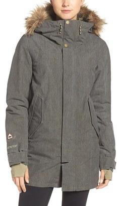 Women's Burton Wylie Gore-Tex Waterproof Jacket $499.95 thestylecure.com