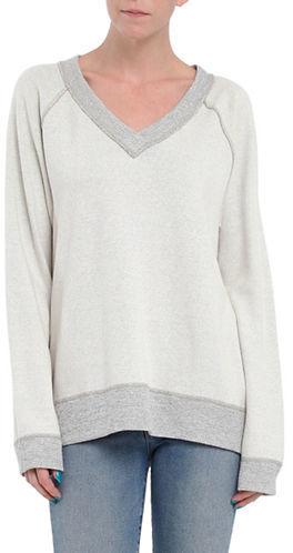 Three DotsThree Dots V-Neck Sweater