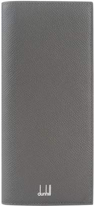 Dunhill Leather Long Bifold Wallet