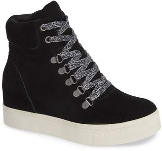 Steve Madden Catch Hidden Wedge Sneaker