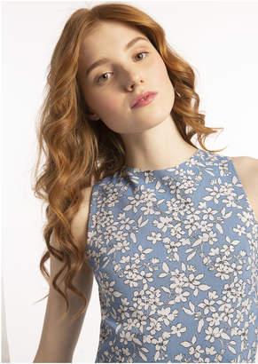 Alice + Olivia CLYDE ALINE SHIFT DRESS