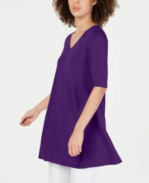 Eileen Fisher Swing Tunic Top, Created For Macy's