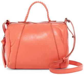 Kooba Turner Leather Micro Duffel $248 thestylecure.com