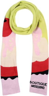 Moschino Oblong scarves - Item 46581195FO