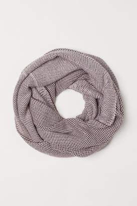H&M Knit Tube Scarf - Pink