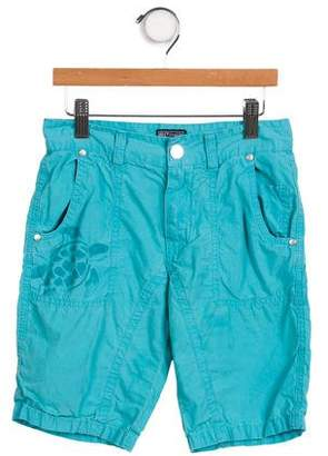 Vilebrequin Kids Boys' Printed Cargo Shorts