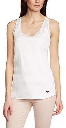 DreiMaster Women's Short Sleeve Vest - - 8