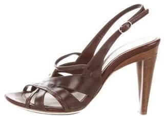 CNC Costume National High-Heel Cutout Sandals