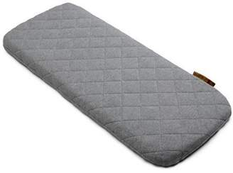 Bugaboo Wool Mattress Cover, Grey Melange by