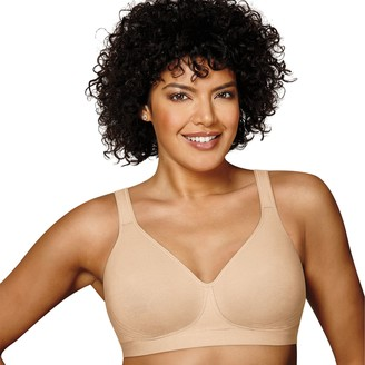 Playtex Women's 18 Hour Ultimate Lift & Support Wire-Free Cotton Bra US474C