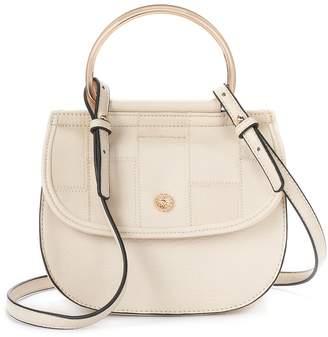 Lauren Conrad Delice Patchwork Flap Convertible Crossbody Bag