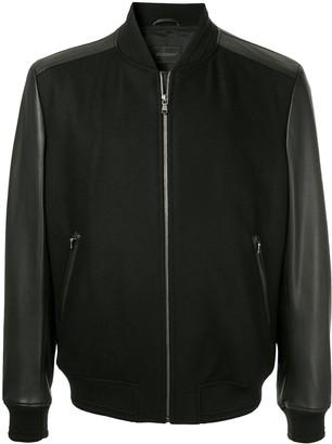Durban D'urban bomber leather jacket