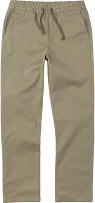 RVCA A.T. Dayshift Elastic Pant - Boys'