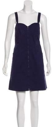 Marc by Marc Jacobs Mini Denim Dress