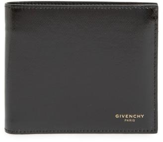Men's Givenchy Logo Billfold Wallet - Black $295 thestylecure.com