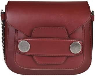 Stella McCartney Textured Big Shoulder Bag