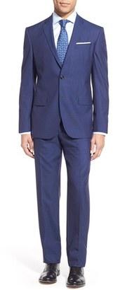 Men's Ted Baker London Jay Trim Fit Suit $795 thestylecure.com