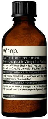Aesop Tea Tree Leaf Facial Exfoliant 30g